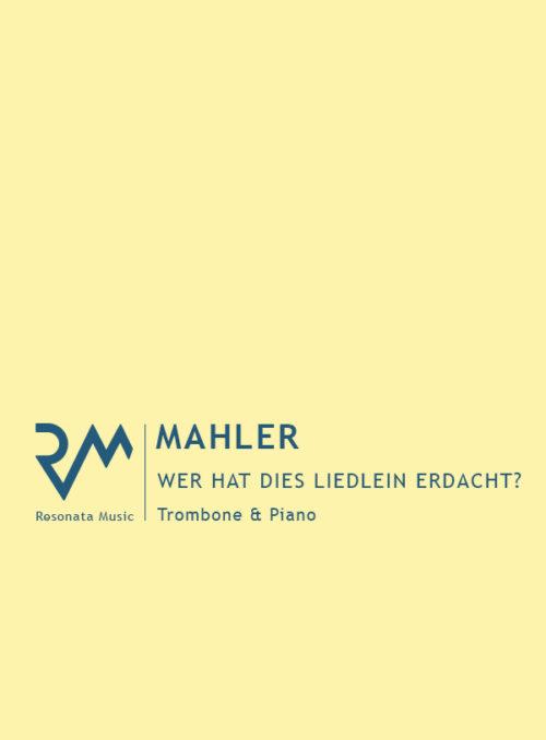 Mahler - Wer hat trom cover
