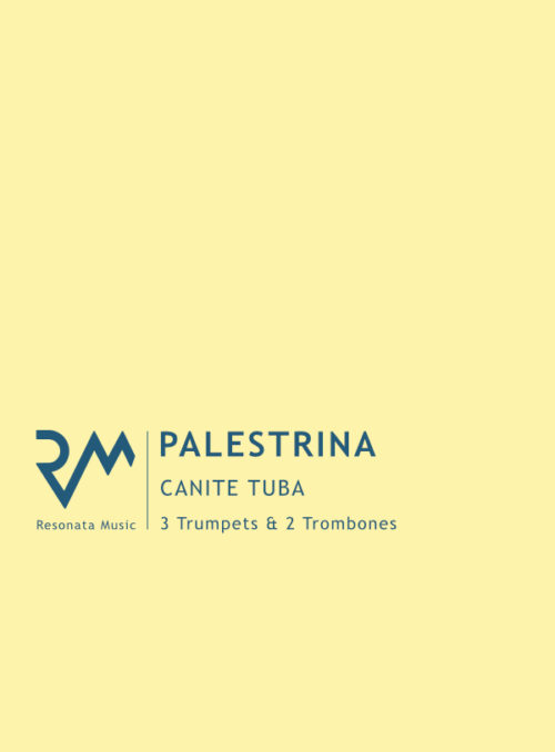 Palestrina - Canite cover