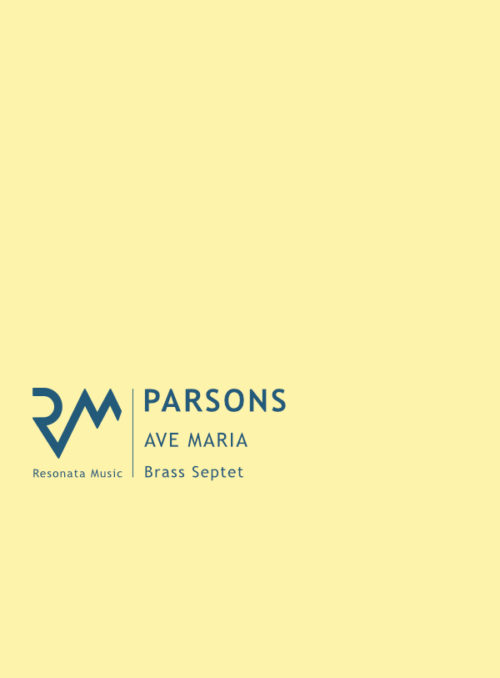 Parsons - Ave Maria cover