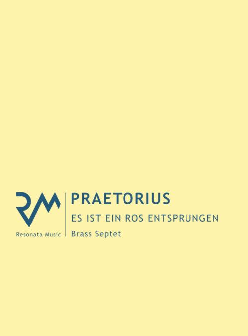 Praetorius - Es ist cover