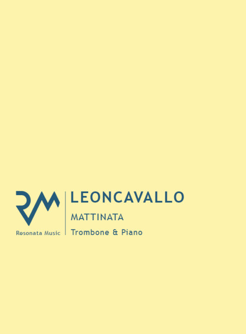 Leoncavallo - Matt trom cover