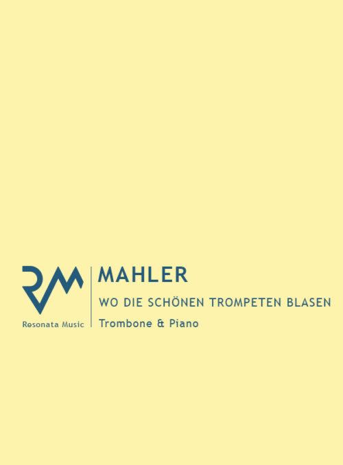 Mahler - Wo trom cover