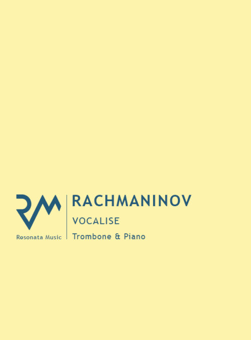 Rachmaninov - Vocalise trom cover