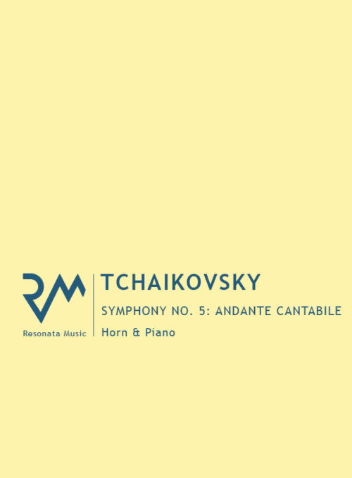 Tchaik - Sym 5 cover