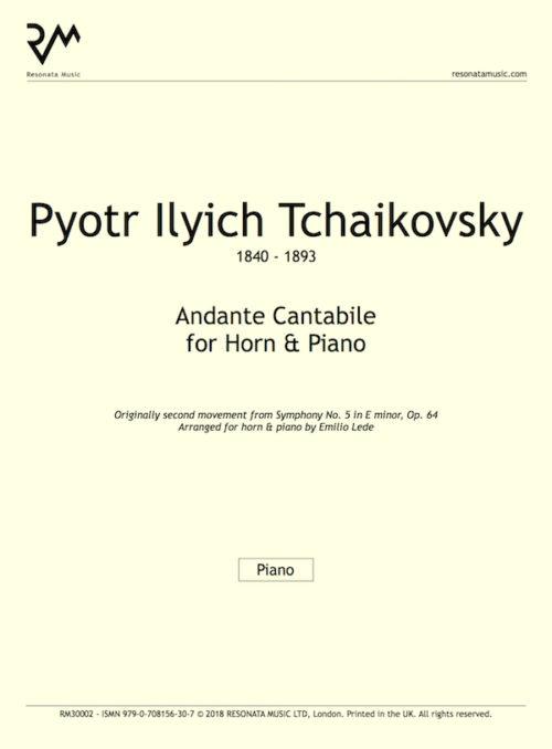 Tchaikovsky-Sym5 inner cover