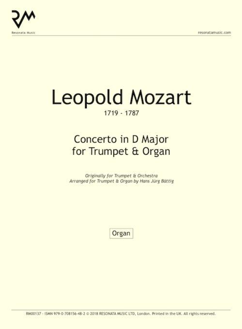L Mozart inner cover