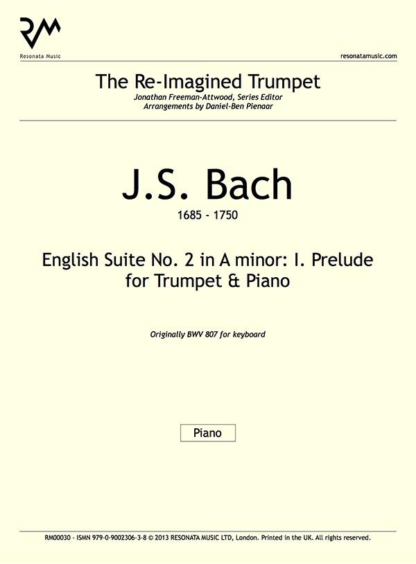Englische suite nr 2 prelude aufsatz zum thema deutschland